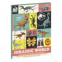 Calendario de adviento Jurassic World