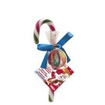 Bastón de caramelo árbol de navidad