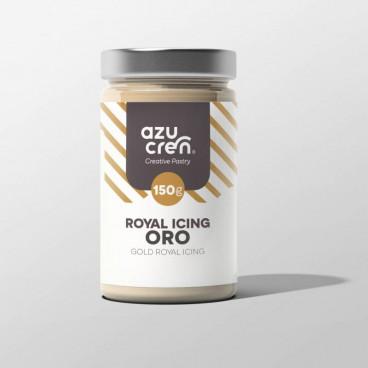 Royal Icing oro