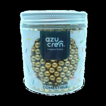 Mini bolas oro, chocolate y cereales
