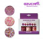 Sprinkles Vestido de fiesta - Postdata - Velvet Azucren