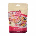 Deco Melts blancos Funcakes