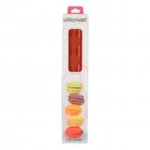 Tapete macarons Wonder Cakes Silikomart