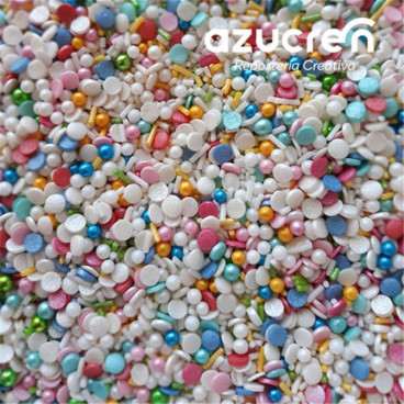 Sprinkles Pastel Arco irís Azucren