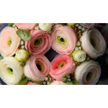 8/05 Tarta de flores con buttercream Sweet Moses