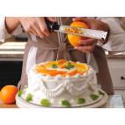 Rallador zester Microplane naranja