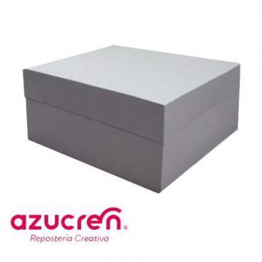 Caja blanca Azucren 40x30x15