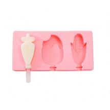 Molde para helados vegetal
