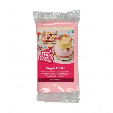 FunCakes Fondant Sweet Pink 250gr.