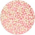 FunCakes Perlas blandas rosas y blancas