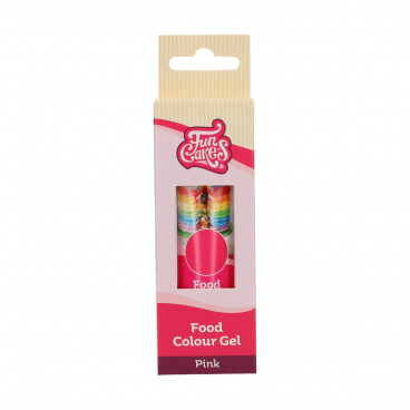 Colorante rosa Funcakes