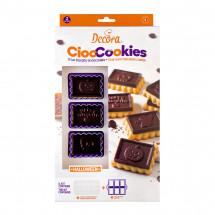 Set de galletas y chocolate Halloween