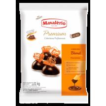Cobertura de chocolate Blend Mavalério
