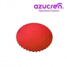 Disco extrafuerte rojo 25 x 3mm Azucren