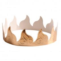 Corona para Roscón
