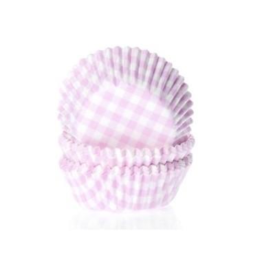 Cápsulas vichy rosa y blanco. HoM.