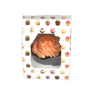 Caja 1 cupcake
