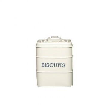 Lata para galletas crema