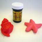 Sugarflair. Colorante en pasta Christmas Red.