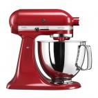 Kitchen Aid Artisan Rojo