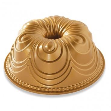Chiffon Gold Bundt Pan