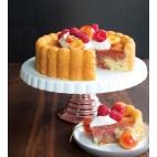 Charlotte cake Pan