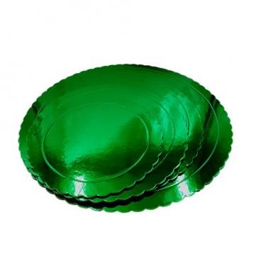 Base verde 3mm 20cm