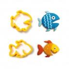 Cortadores peces