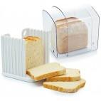 Conservador/cortador pan de molde