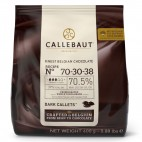 Callets Chocolate negro 70%
